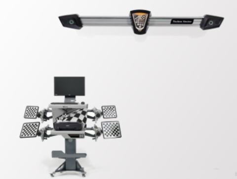 Стенд сход развала 3D Техно Вектор 7202 K 5 A - Light