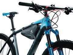 Велосумка Deuter Front Triangle Bag black (2021)