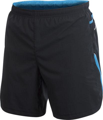 Шорты Craft Performance Hybrid мужские черные с синим