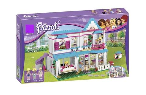 Конструктор Friends 10612 Дом Стефани