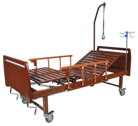 Медицинская кровать E-8 (ММ-17) - фото