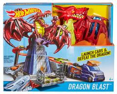 Dragon Showdown Playset