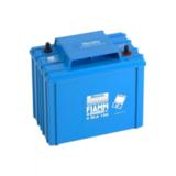 Аккумулятор FIAMM 6SLA125 ( 6V 125Ah / 6В 125Ач ) - фотография