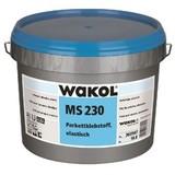 WAKOL MS 230 (18 кг) эластичный однокомпонентный клей (MS полимеры) Германия