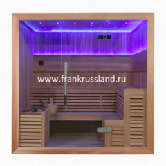 Финская сауна Frank F875 250х170 см