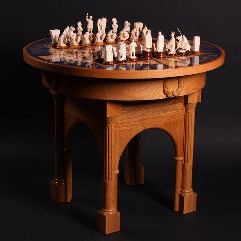 Шахматный набор «Константин Великий»