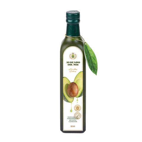 Масло авокадо рафинированное 1л стекло