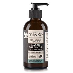 MI&KO Гидрофильное масло для бритья Дубовый мох