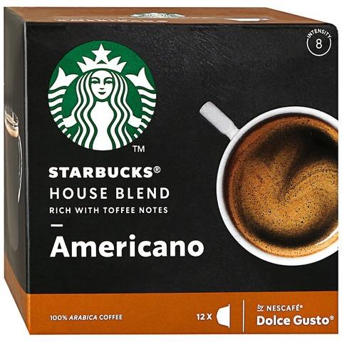 Кофе в капсулах Starbucks Americano (12 капс.)