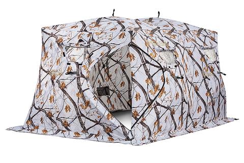 Палатка HIGASHI Double Winter Camo Pyramid Hot