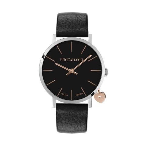 Часы Mya Silver Black MY027 BW