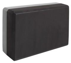 Блок для йоги Ironmaster серый-черный - 2