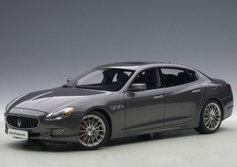 Коллекционная модель Maserati Quattroporte GTS 2015
