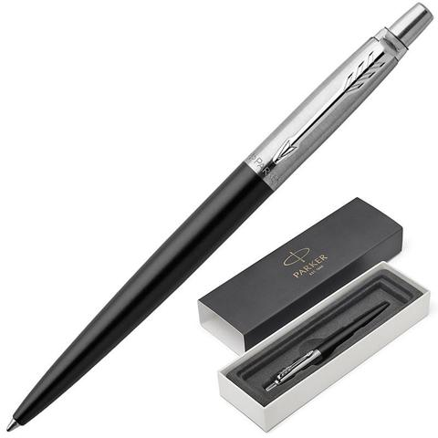 1953184 Parker Jotter Bond Street Black CT Шариковая ручка