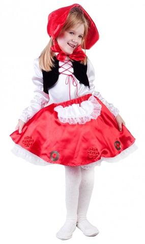 Костюм Красная шапочка детский 1