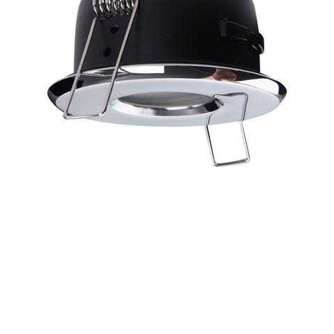 Встраиваемый светильник Maytoni Metal Modern DL010-3-01-CH