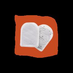Грелка для ног одноразовая Therm-ic ToeWarmer (2 шт.) - 2