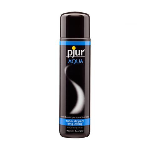 Pjur® AQUA, 100 ml Увлажняющий лубрикант