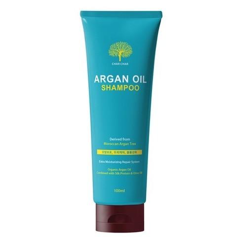 [Char Char] Шампунь для волос АРГАНОВЫЙ Argan Oil Shampoo, 100 мл