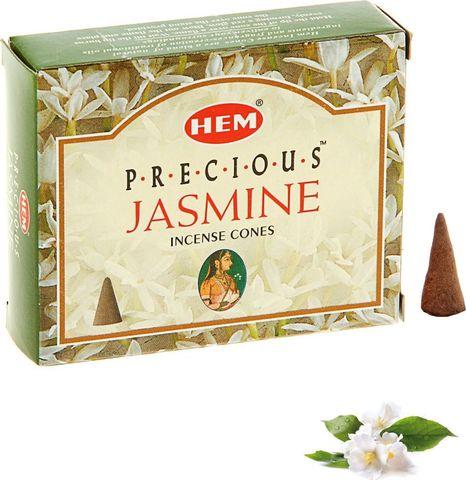 Индийские палочки HEM Жасмин конус