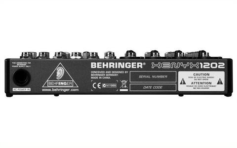 Аналоговые Behringer 1202