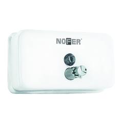 Диспенсер жидкого мыла для общественных туалетов Nofer 03002.W фото