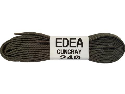 Шнурки для коньков Edea серые