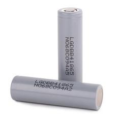 Аккумуляторы 18650 LG 2600mAh ICR18650B4