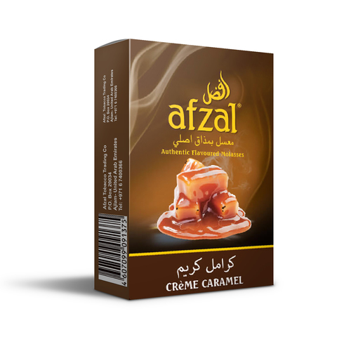 Табак Afzal Creme Caramel 50 г