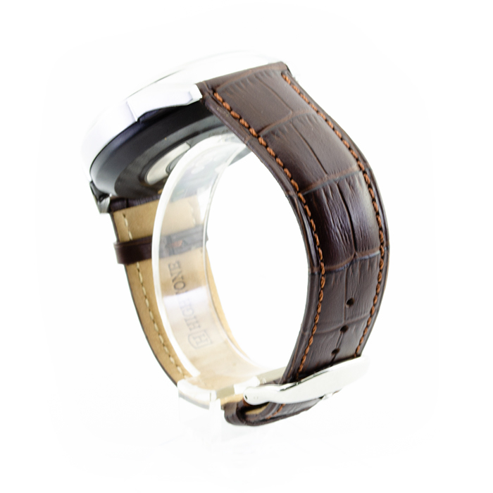 Профессиональные водонепроницаемые часы здоровья с измерением давления, пульса, кислорода и снятием ЭКГ  Health Watch WP90 (серебристый)
