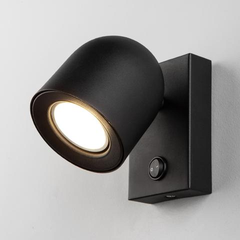 Ogma GU10 SW чёрный Настенный светильник MRL 1009