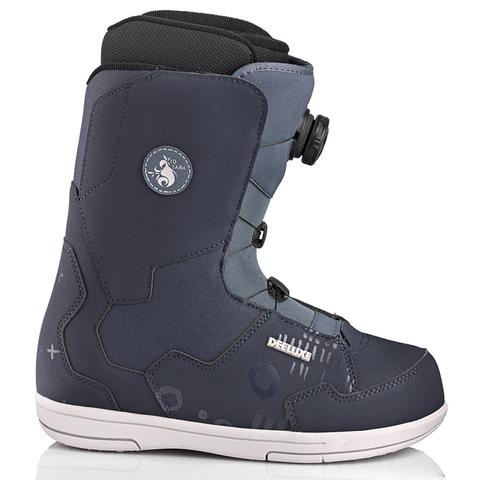 Ботинки для сноуборда ж DEELUXE ID LARA BOA CF Navy