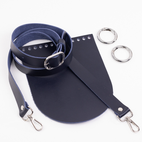 "Комплект для сумочки Орео ""Ночное небо"" (без застежки)"