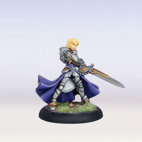 Warcaster Ashlynn D'Elyse BLI
