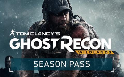 Tom Clancy's Ghost Recon® Wildlands Season Pass (для ПК, цифровой ключ)