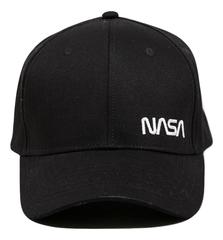 Кепка Alpha Industries Nasa Black (Черная)
