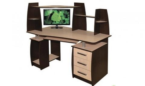 Компьютерный стол КЛ №3 ЛЕВЫЙ,ПРАВЫЙ