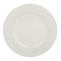 Тарелка десертная 21см Mason Cash Linear белая