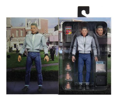 Фигурка NECA Back to the Future 2 - Biff Tannen (18 см)