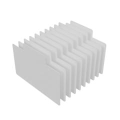 Разделители для органайзеров Uniq Card-File Standard (10 шт)