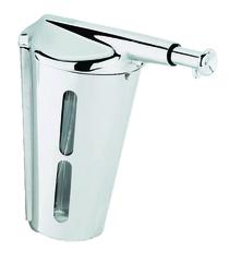 Диспенсер жидкого мыла для общественных туалетов Nofer 03003.B фото
