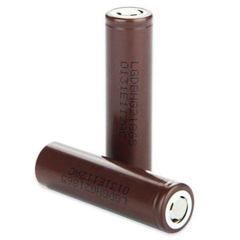 Аккумуляторы 18650 LG 3000mAh HG2 (20A)