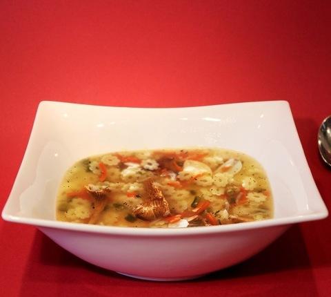 Французский суп с лисичками СУПЫ МИРА 210 г