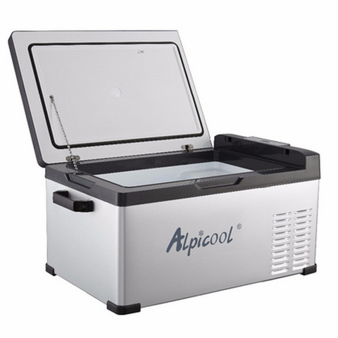 Компрессорный автохолодильник Alpicool C25 (25 л, 12/24/220)
