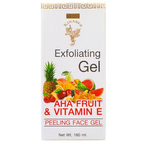 Гель-скатка для жирной кожи Thai Kinaree Gel Exfoliant Chacoalt Pearl