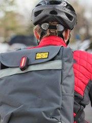 Фонарь задний велосипедный Kryptonite Avenue R-50 - 2