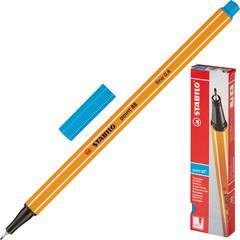 Линер Stabilo Point 88/32 голубой (толщина линии 0.4 мм)