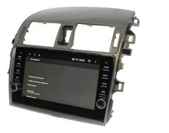 Магнитола Toyota Corolla E150( 07-13) Android 8.1 4/64GB IPS DSP модель CB-2007T9 KR