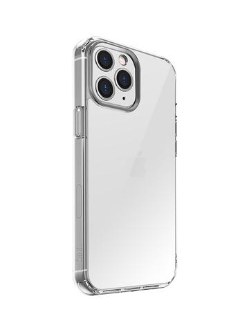 UNIQ / Чехол для iPhone 12/12 Pro LifePro Xtreme анти-микробный с серебром | бесцветный