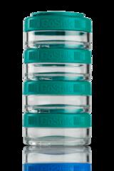 Контейнеры Blender Bottle GoStak 40мл (4 контейнера) Teal